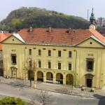 Bývalá piaristická kolej s kaplí Zasnoubení P.Marie