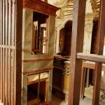 Varhanní pozitiv Pavla Černého v klášteře ve Slaném