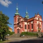 Kostel Nanebevzetí Panny Marie ve Zlonicích