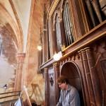Varhany v kostele Panny Marie Vítězné v Řepíně