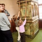 Pozitiv v městském muzeu ve Velvarech
