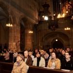 Pavel Černý, kostel sv.Gotharda ve Slaném, 3. 10. 2016