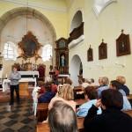 Varhany v kostele sv.Linharta v cítově