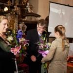 Petra Matějová a Marek Toporowski, kaple Zasnoubení P.Marie ve Slaném, 5. 10. 2016