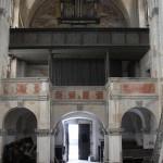 Varhany v kostele sv.Jiří ve Velvarech