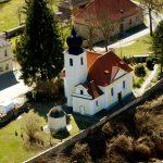 Kostel sv.Jiří ve Vraném nad Vltavou