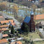 Kostel sv.Markéty ve Zvoli