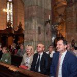 Paul Kayser, kostel sv.Gotharda ve Slaném, 3. 9. 2018