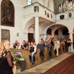 Drahomíra Matznerová, kostel sv.Kateřiny ve Velvarech, 8. 9. 2018