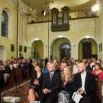 Robert Hugo a Lucie Kaňková, kostel sv.Petra a Pavla ve Zlatníkách-Hodkovicích, 10. 9. 2018