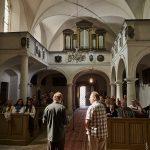 Varhany v kostele sv.Kateřiny ve Velvarech