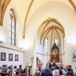 Varhany v kostele sv.Markéty ve Zvoli