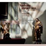 CD Varhany znějící 2018 Slánsko & Dolnobřežansko (přední strana obalu)